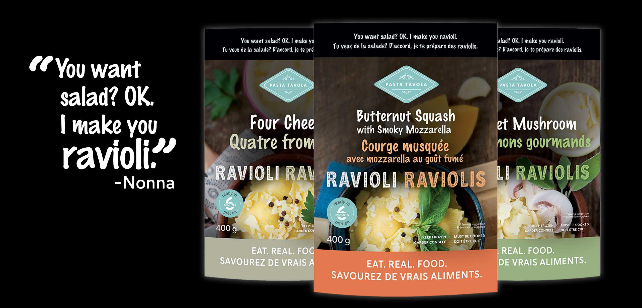 Products – Pasta Tavola
